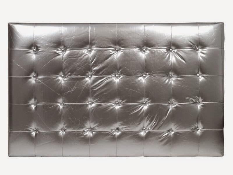 Cabecero dormitorio poli piel de 150