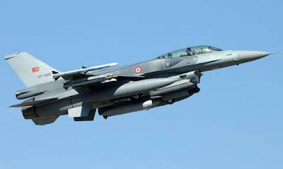 Νέες παραβιάσεις από τουρκικά F-16 – Πέταξαν πάνω από την Παναγιά των Οινουσσών