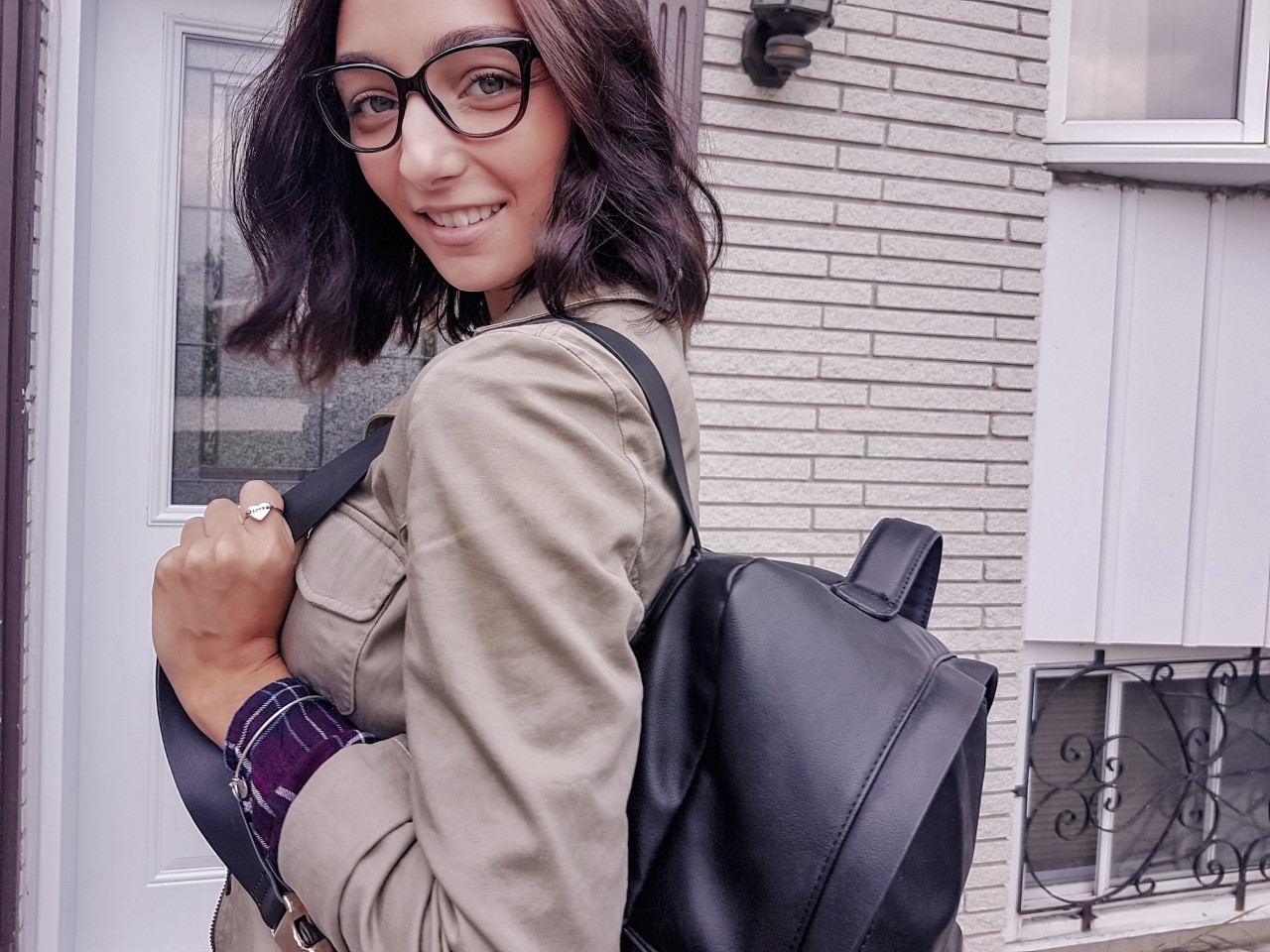 back to school, backpack, lifestyle, style, personal style, fashion blogger, school style, shopping, handbags, Canadian blogger, Zara backpack, luxury handbags,