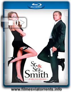 Sr. e Sra. Smith Torrent - BluRay Rip 720p Dual Áudio