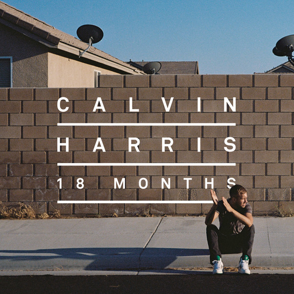 Calvin Harris - 18 Months (Deluxe Edition) Cover