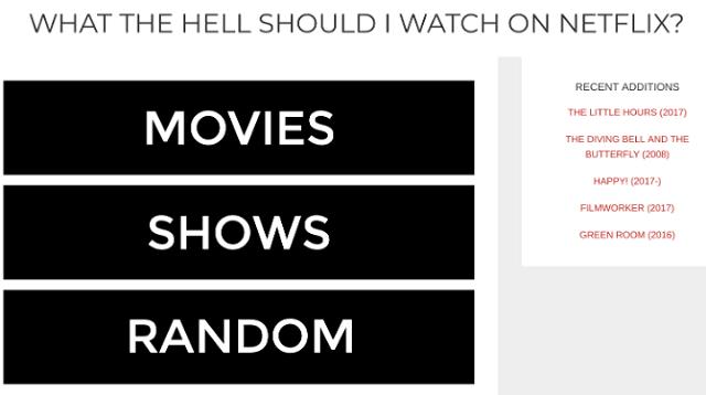 هل تبحث عن برامج أو أفلام لكي تُشاهدها على نتفليكس؟ إليك 5 مواقع تُساعدك على ذلك