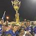 O  Parnahyba Sport Clube vence por 2 x 1 o campeonato Taça Estado do Piauí