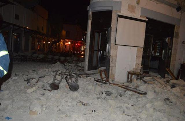 Τραγική είδηση από τον σεισμό στην Κω!