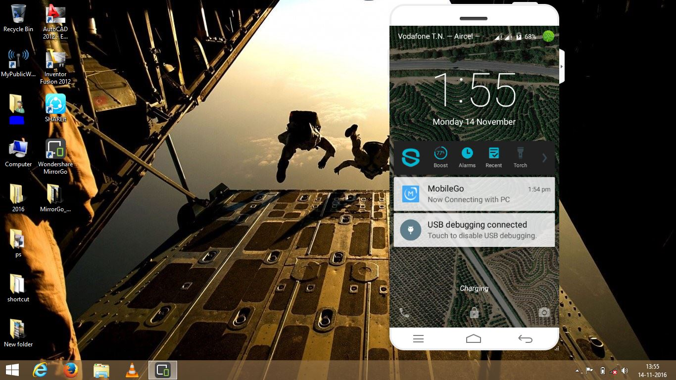 Curiosity News How To Mirror Your Pc To Android Via Usb And Wifi