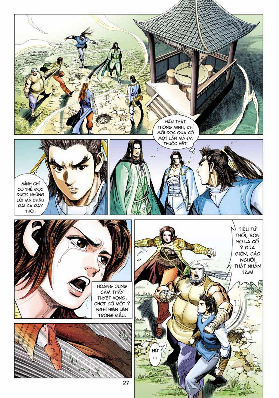 Anh Hùng Xạ Điêu anh hùng xạ đêu chap 47 trang 27