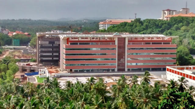 Kollam-Thiruvananthapuram TCS Industrial Region