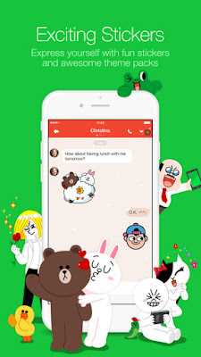 Download LINE IPA For iOS