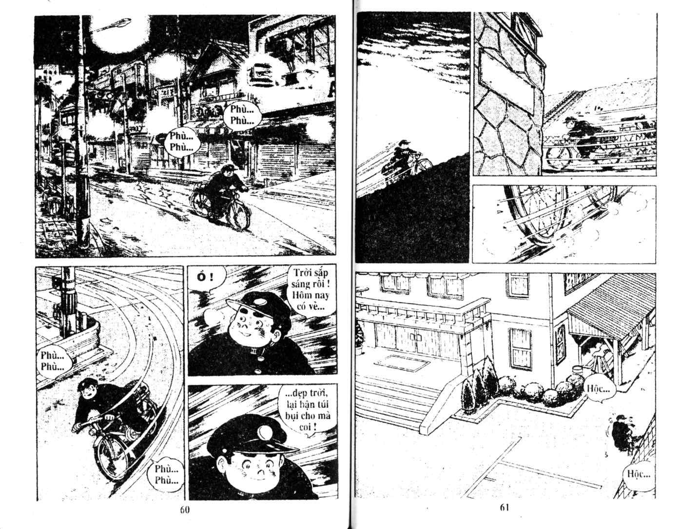 Ashita Tenki ni Naare chapter 10 trang 29