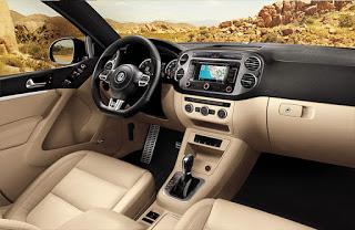 2017 VW Tiguan Interior