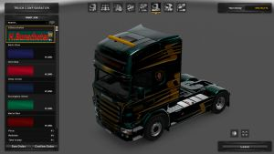 H.Bunschoten Skin for Scania RJL