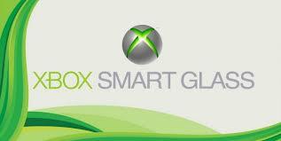 The advanced Xbox Smart Glass app in windows 8