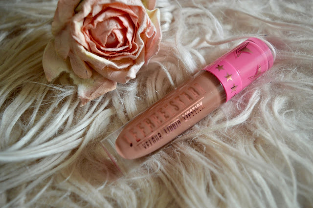 jeffree star velour liquid lipstick review