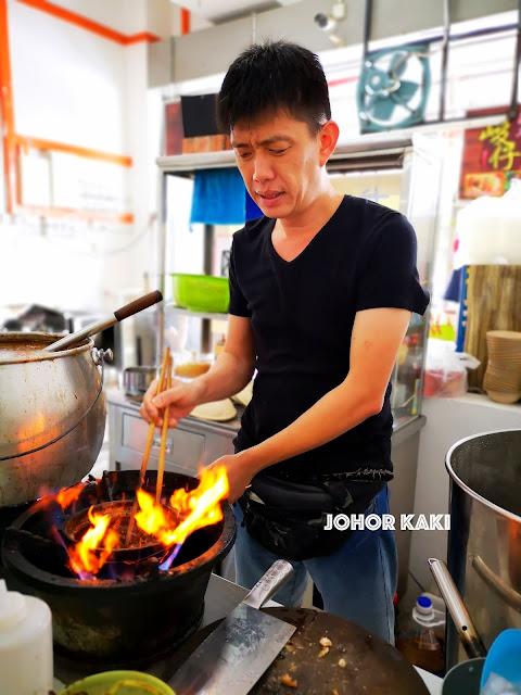 Authentic Klang Bak Kut Teh in JB @ 2.8 Food Centre Mount Austin 阿龍肉骨茶