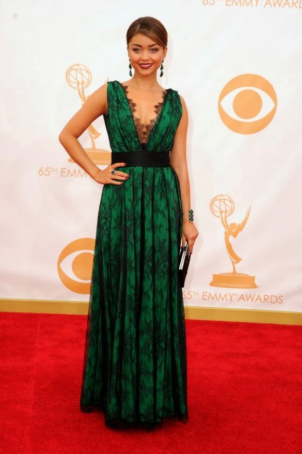 Sarah Hyland, Emmys 2014, Tanvii.com