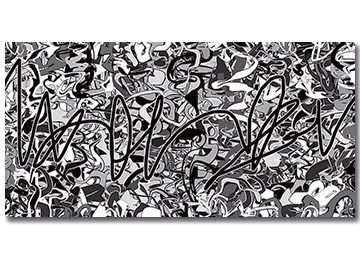 black and white, wall art, canvas art, abstract art, street art, graffiti art, contemporary wall art, modern black and white wall art, Sam freek, artist, artwork, buy art, art gallery,