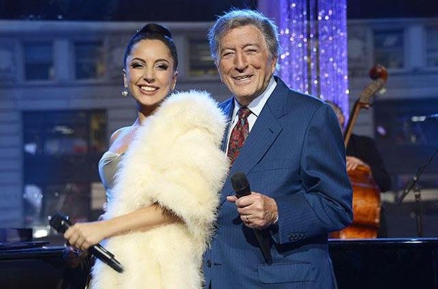 Tony Bennett anuncia lanzamiento de más música con Lady Gaga para diciembre