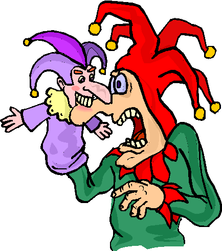 Funny Clown Fantasy Free Clipart | Free Microsoft Clipart