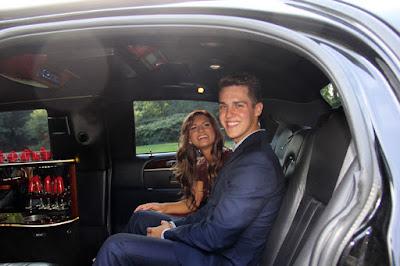Carlin Bates and Evan Stewart engagement