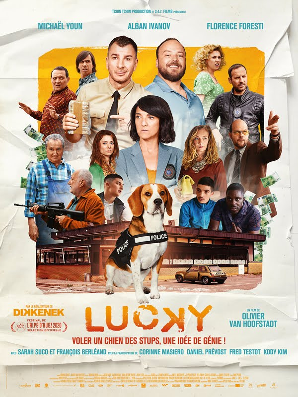 Lucky [HDRip] [Streaming] [Telecharger]