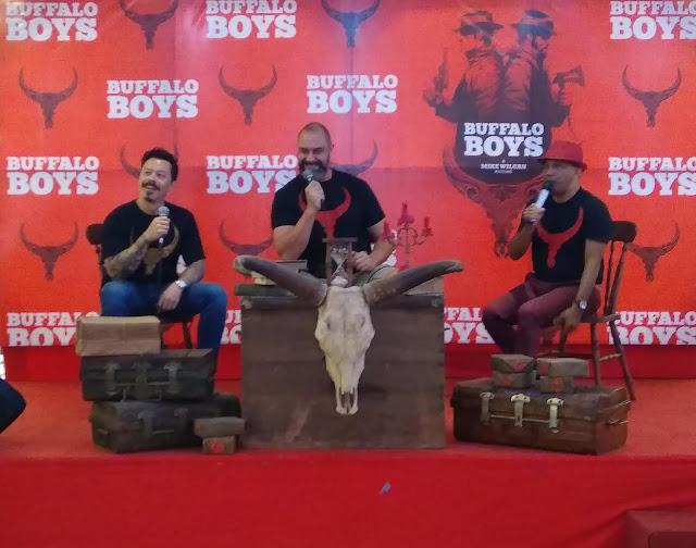 Film Buffalo Boys