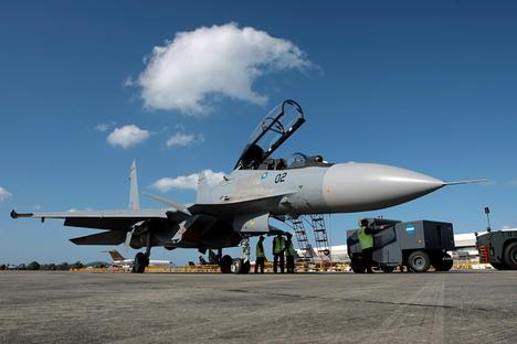 Mengapa Pesawat Rusia Lebih Menjanjikan bagi Malaysia ?