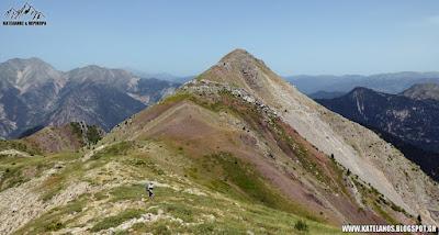 πλατανι βουνο ευρυτανιας αναβαση
