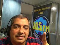 Ricardo Martins apresenta o 105 Futebol Club