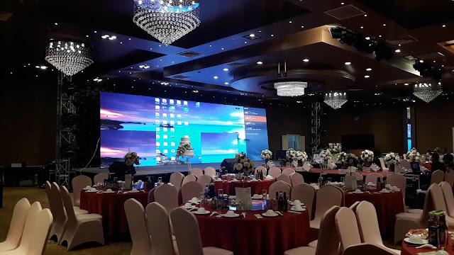 Màn hình led P2.5 SMD trong nhà cho hình anh Full HD 3