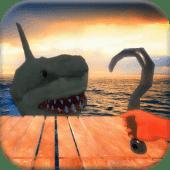 Raft Survival Simulator (Characters Invincible) MOD APK
