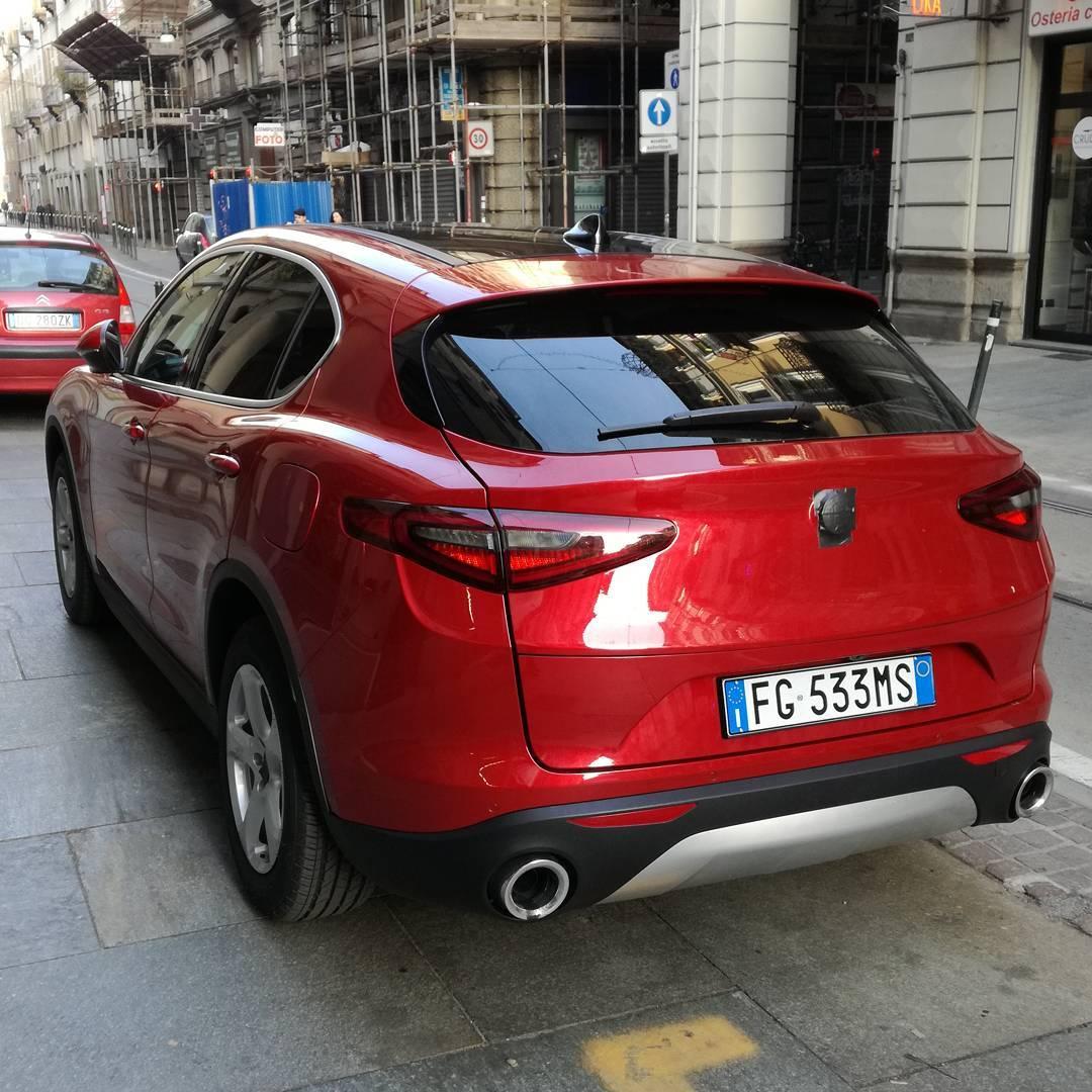 Nuove Foto Alfa Romeo Stelvio