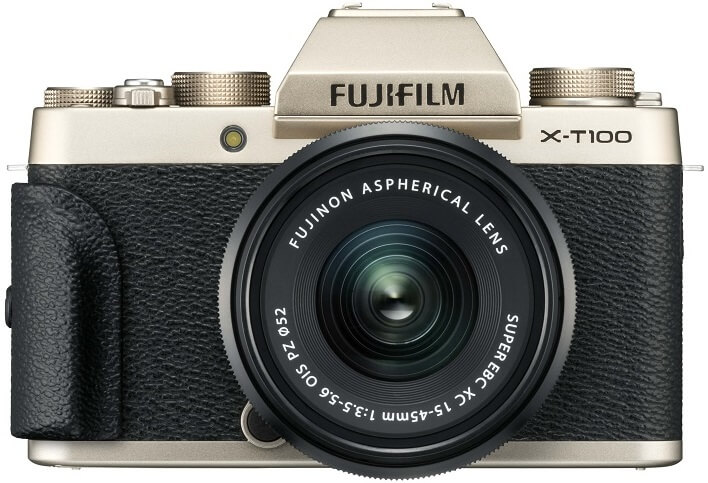 Fujifilm Expands Its X Series With The New Fujifilm X-T100; Yours for Php39,990