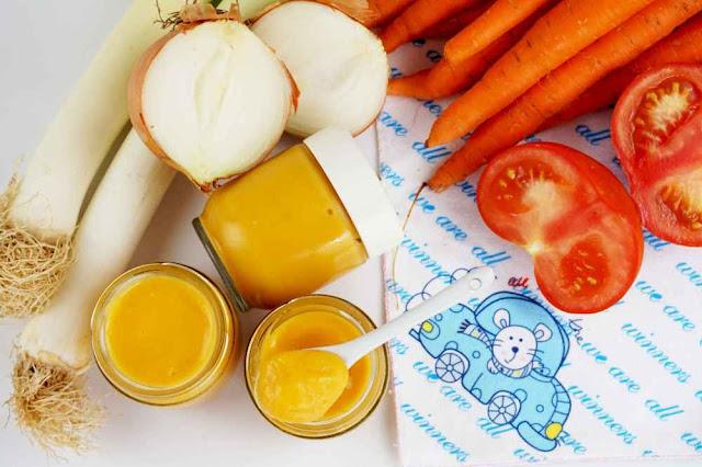 Alimentación para tu bebé - alimentación complementária