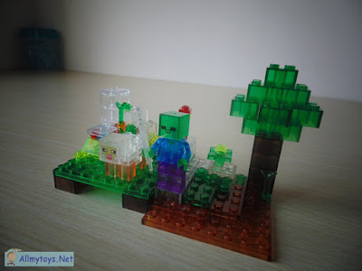 My Minecrafts bricks toy 1