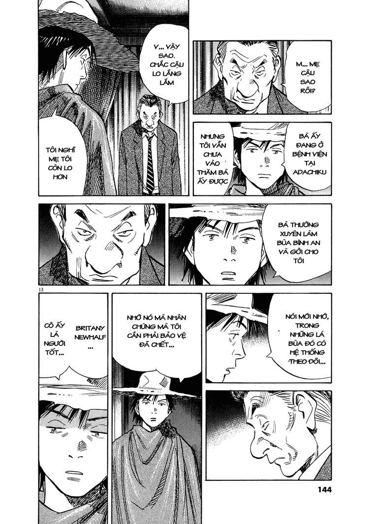 20th Century Boys chapter 244 trang 33