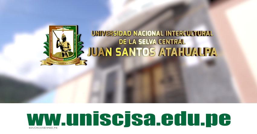 Resultados UNISCJSA 2019-1 (10 Marzo) Lista de Ingresantes Examen de Admisión Extraordinario por Modalidad - Universidad Nacional Intercultural de la Selva Central «Juan Santos Atahualpa» www.uniscjsa.edu.pe