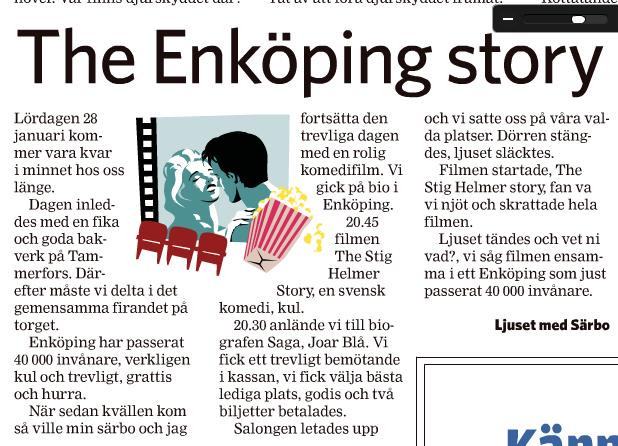 saga biografen enköping