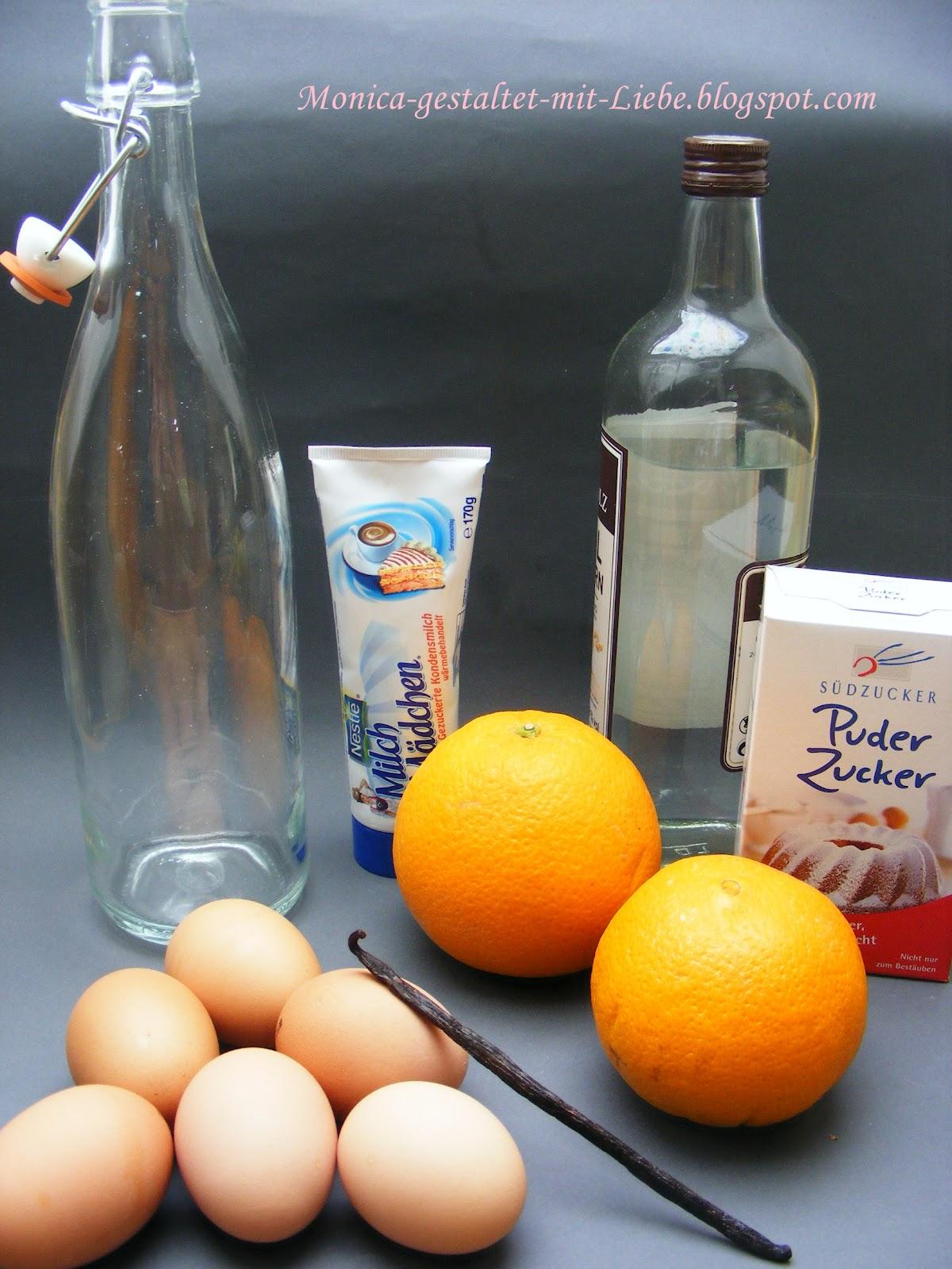 monica gestaltet mit liebe orangen eierlik r nach tim m lzer. Black Bedroom Furniture Sets. Home Design Ideas