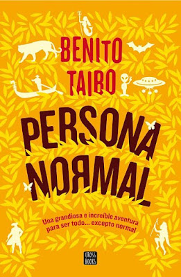 Persona normal- Benito Taibo- reseña