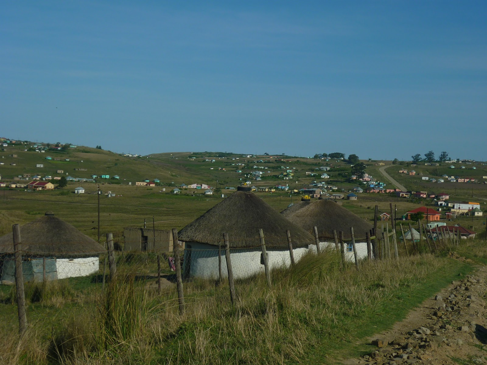 The South African Experience Beautiful Remote Transkei