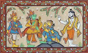 Hindu Pauranik Kaal ke Prasidh Shrap