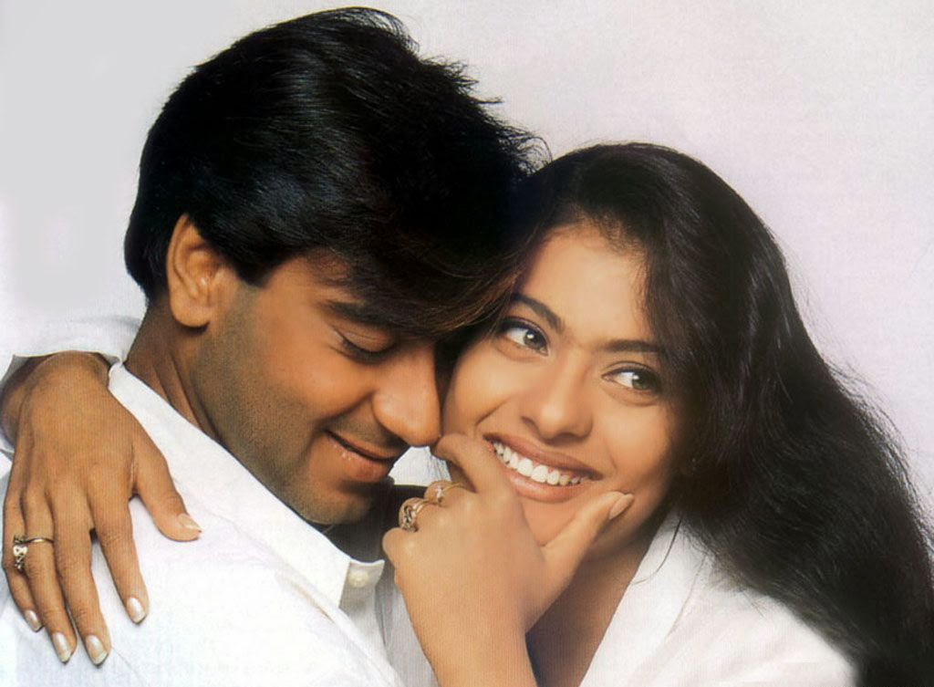 Kajol Devgan  Ajay Devgan Wallpaper Download  Every -6636