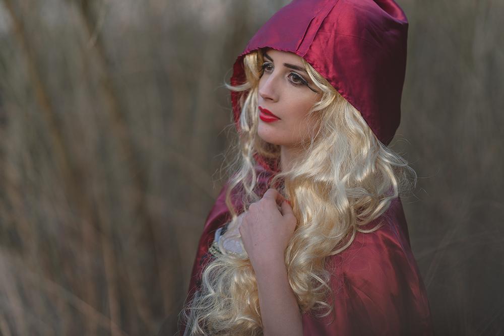 Rotkäppchen Kostüm Märchen