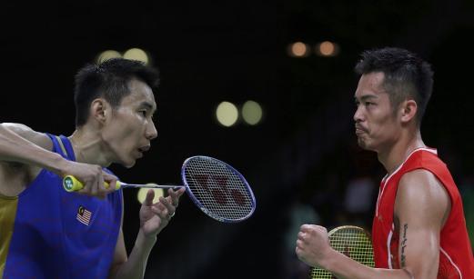 Lin Dan Ancaman Utama Buat Dato Lee Chong Wei