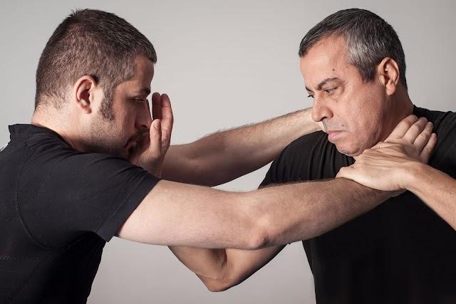 3 Best Ways to Defend Yourself