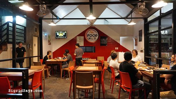 Bacolod restaurants - Food Hub by Nifty Eats