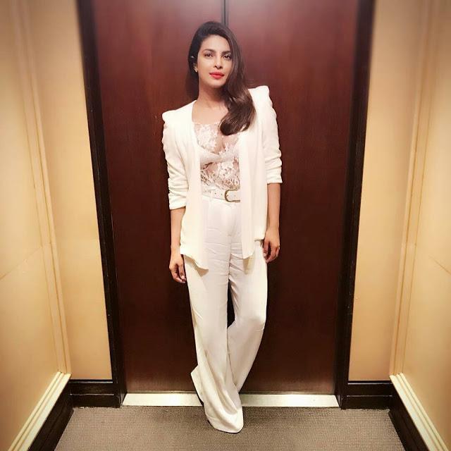 Priyanka Chopra Latest Spicy Stills