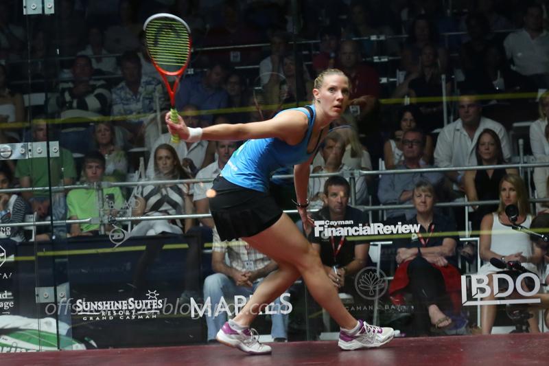 offshore cpa: Women's Squash: Cayman World Open