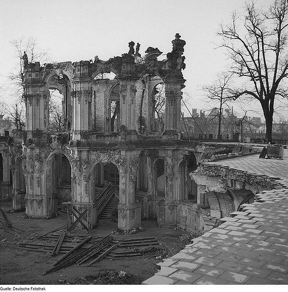 Dresden (Alemanha): destruída na Segunda Guerra Mundial e renascida das cinzas! Zwinger