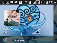 BBM Mod Blue Katara Avatar v3.2.0.6 APK